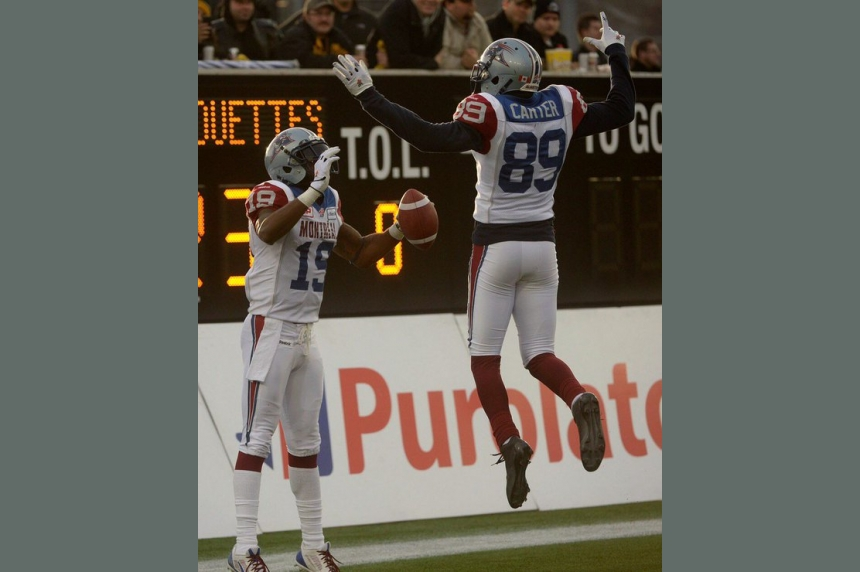 Roughriders sign enigmatic receiver Duron Carter