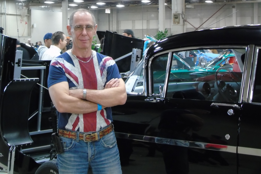 PHOTOS: Car show brings out Regina 'gear-heads'