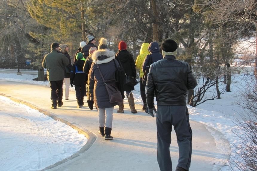 Regina's warm winter not slowing sport shop sales