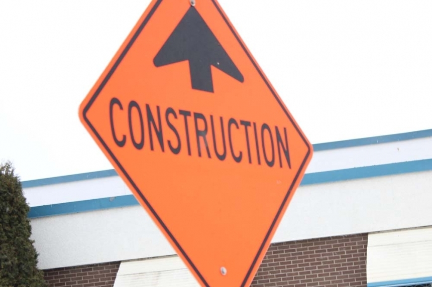 Circle Drive construction wraps up five weeks early