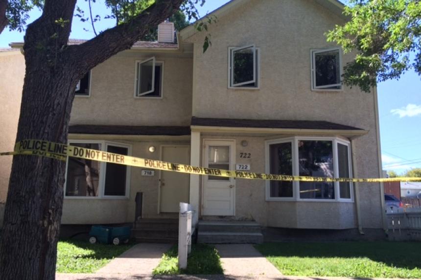 2 men found dead in Regina's North Central