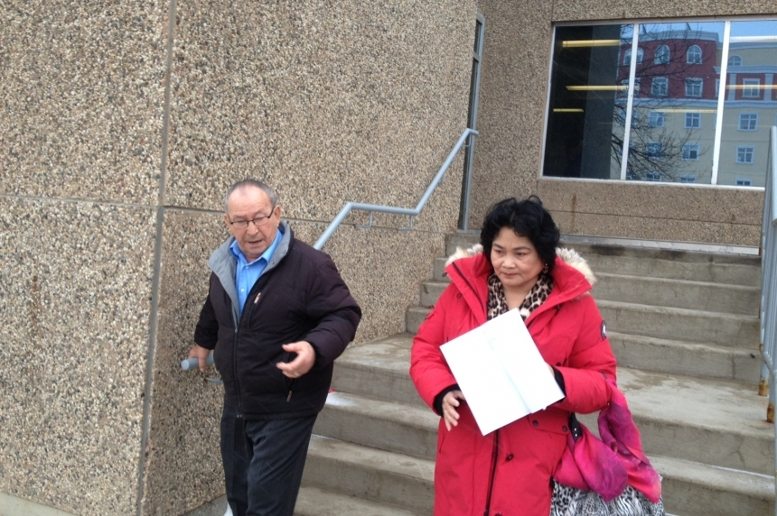 Probation for Regina seniors' home worker recorded assaulting resident