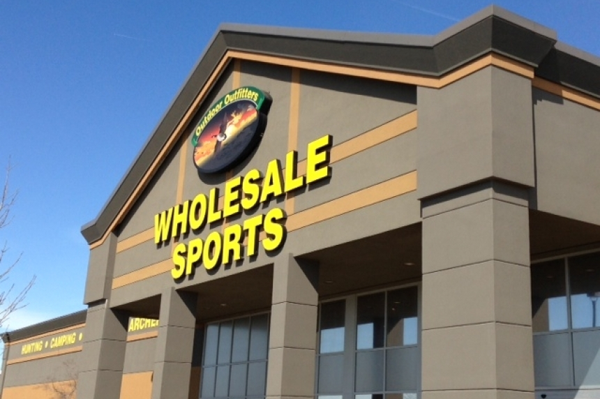 Wholesale Sports closing all 12 Western Canada locations