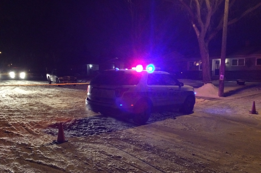 4 men arrested, charged after shooting in Regina's south end