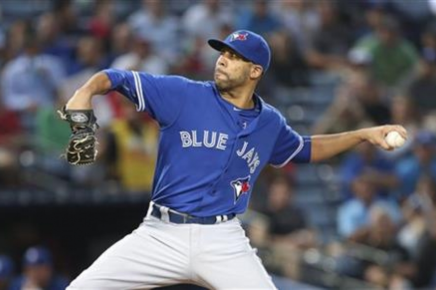 Price allows only 1 run, Martin powers AL East-leading Blue Jays to 9-1 win over Braves