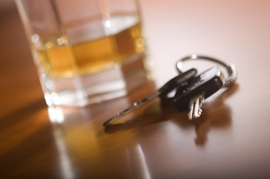 December sees decline in drunk driving