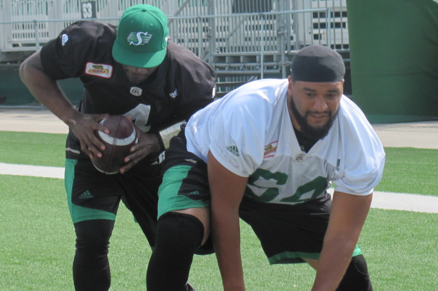 Riders' offence aims to remain strong against 'dynamic' B.C. defence