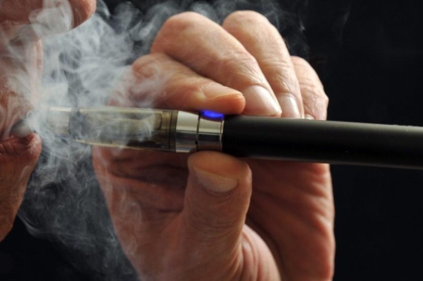 Council bans e-cigarettes, exempts vape shops