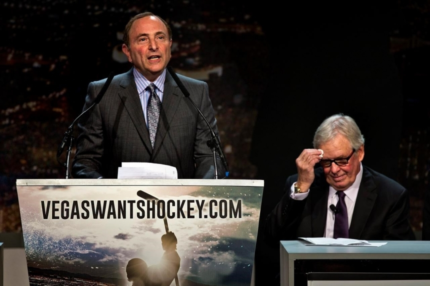 AP source: NHL settles on Las Vegas for expansion, Quebec City passed over