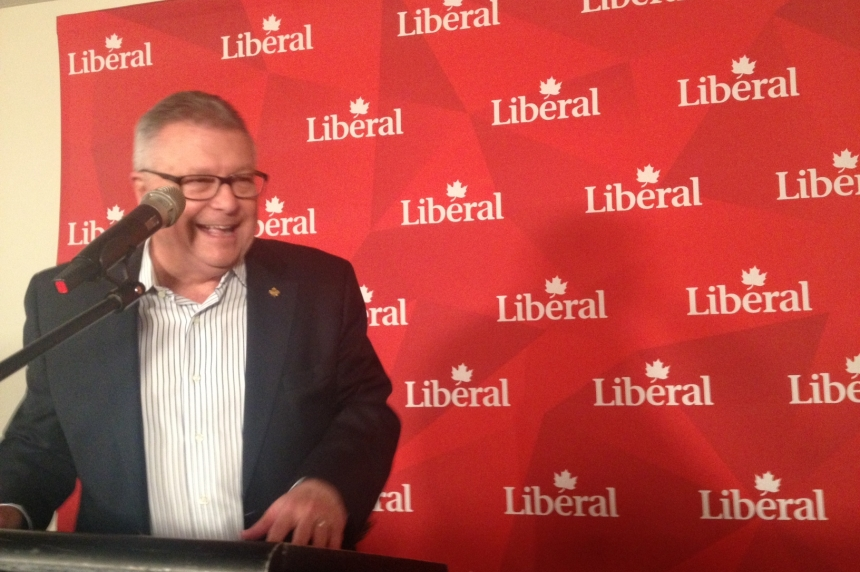 Ralph Goodale looks to build Liberal support in Saskatchewan with win