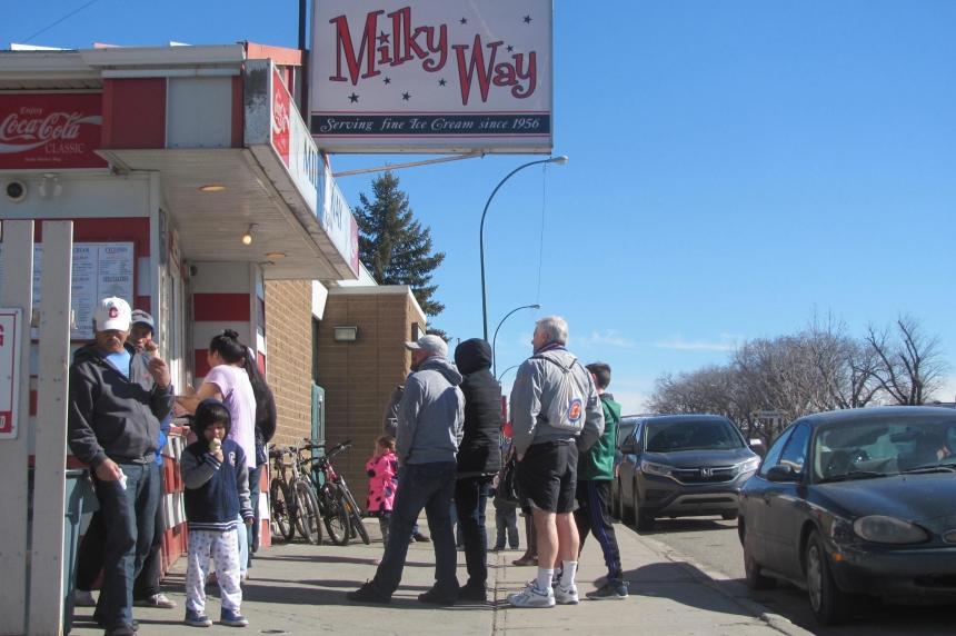 Milky Way open for its 60th year in Regina