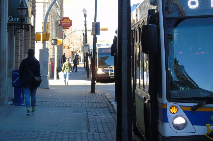 Regina's 2016 budget expanding public transit