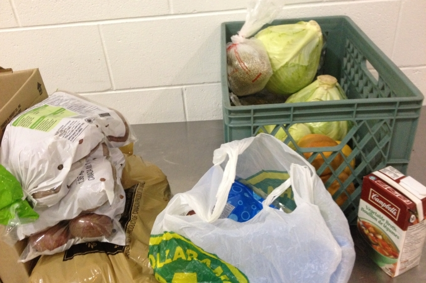 Concern remains despite slight reduction in food bank use in Saskatchewan