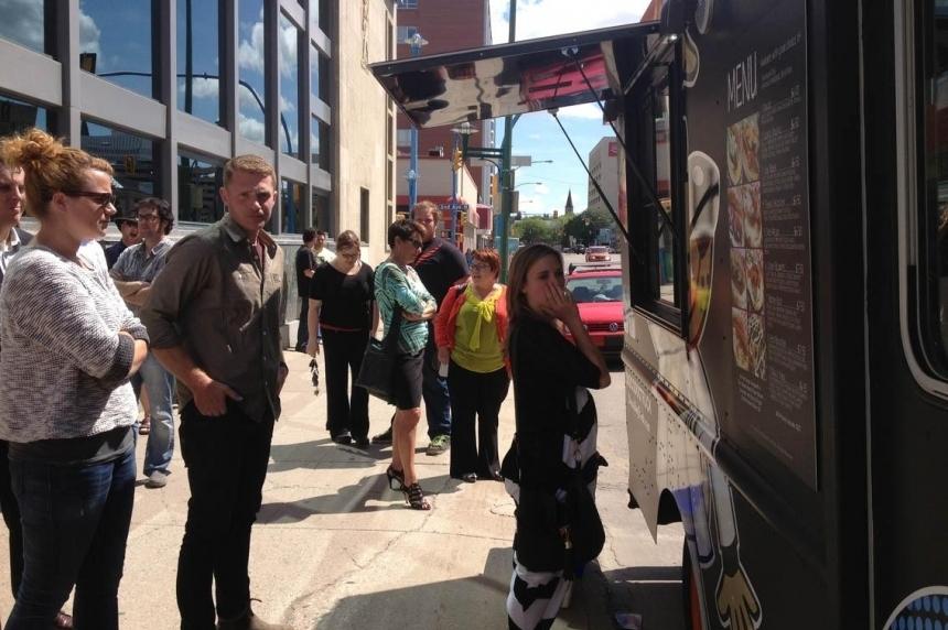 Food trucks expand reach through Saskatoon pilot project