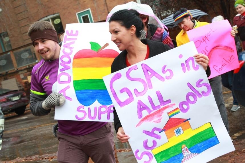 Saskatoon to host first Sask. gay-straight alliance summit