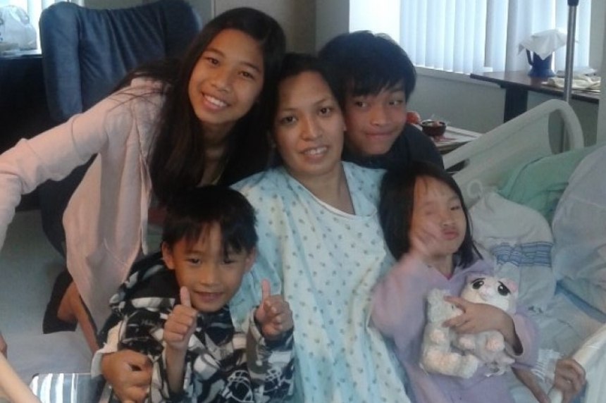 Online campaign raises thousands for Moose Jaw family who lost mother