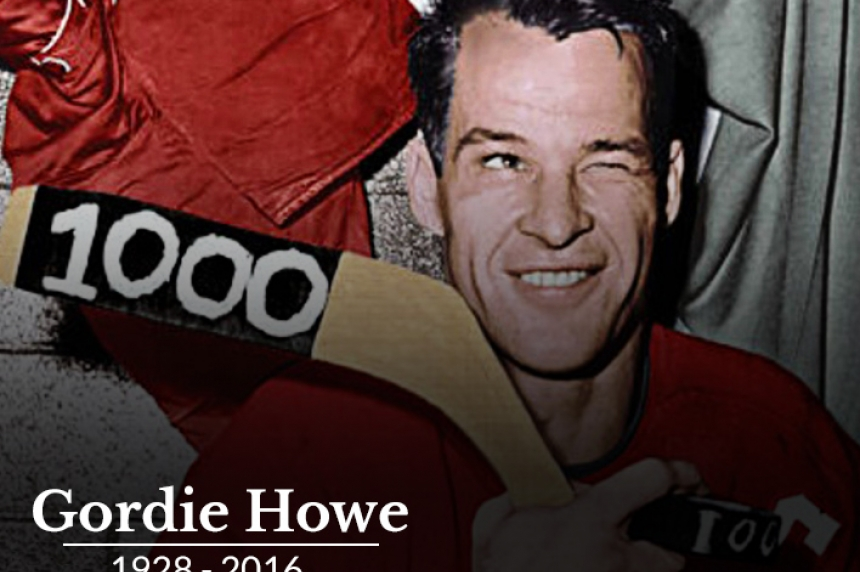 'Exemplified the league': Friends remember Gordie Howe