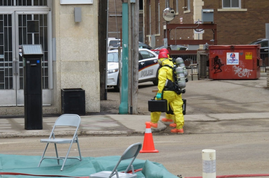 2 suspicious package calls in Saskatoon deemed non-hazardous