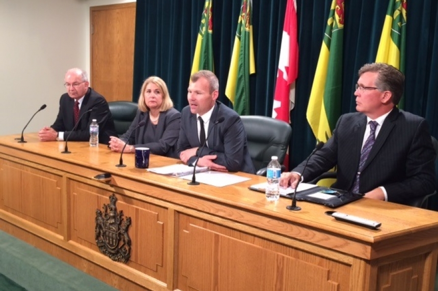 Three-person panel formed to review Sask. health regions