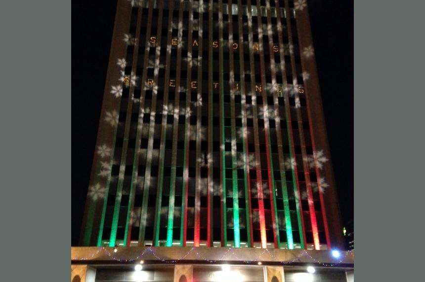 Regina to 'light the lights' at city hall