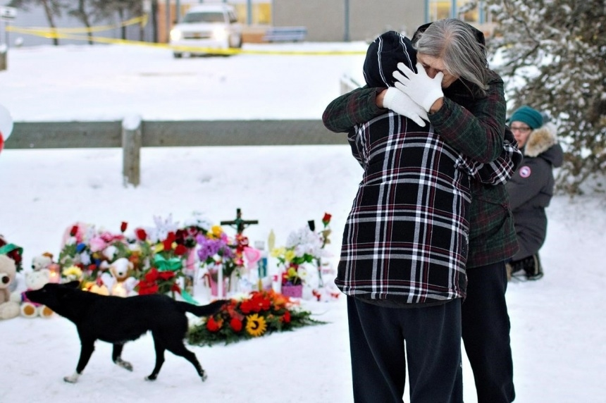 Woman shares story of sister wounded in La Loche shooting