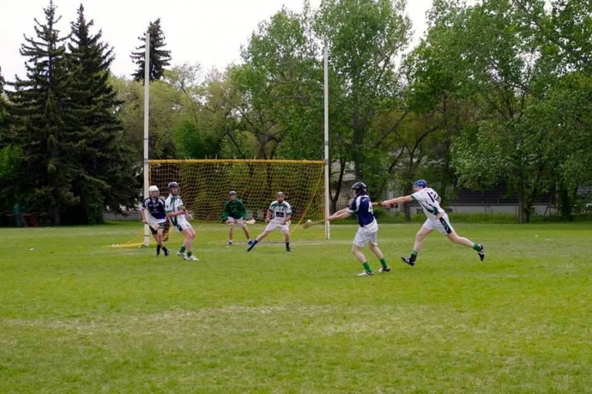 Gaelic football and hurling hope to take off in Regina