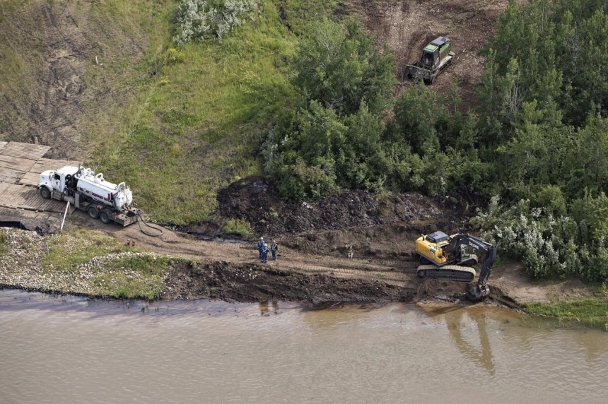 Husky faces charges from 2016 oil spill into the North Saskatchewan River