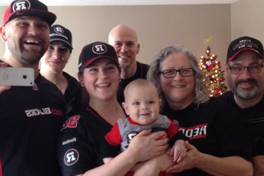 Zack Evans' father hopes son will hoist Grey Cup with Ottawa