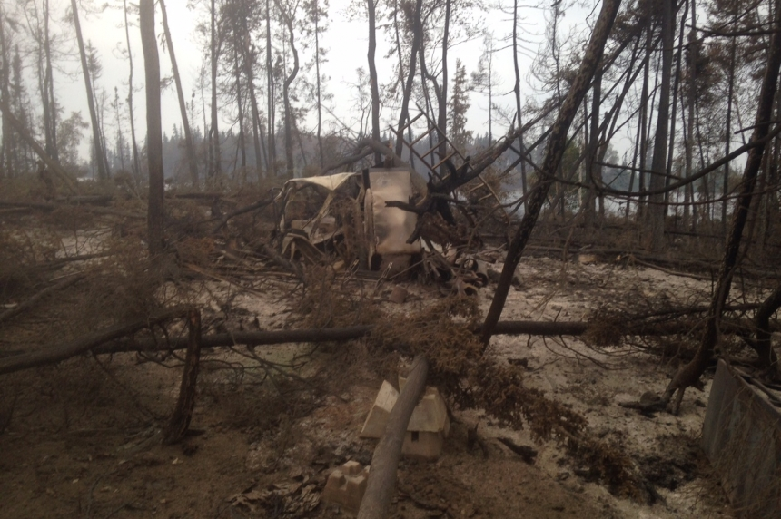 Expert says boreal forest 'wouldn't exist' without wildfires