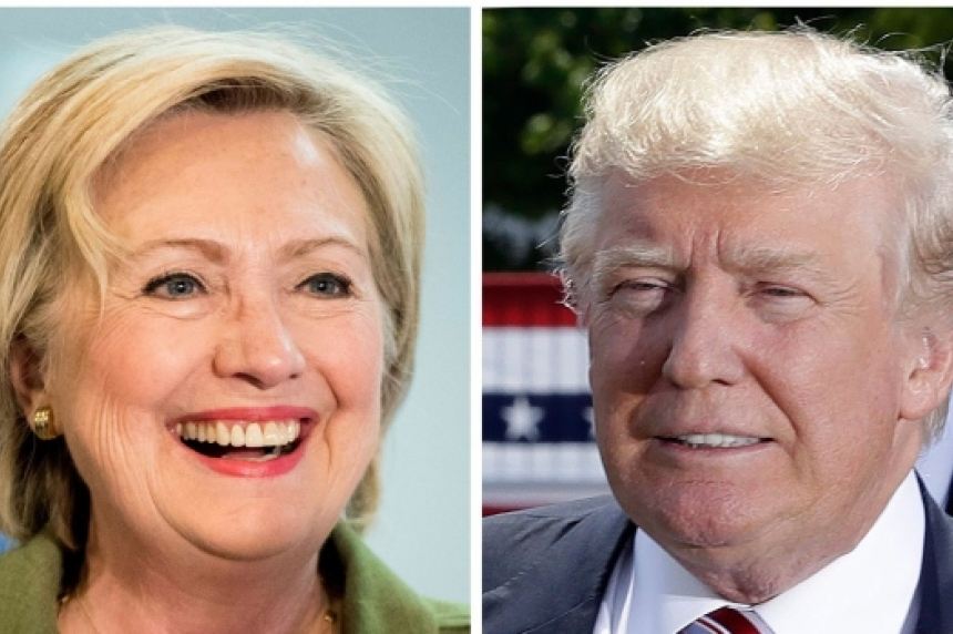 Majority of Canadians say yes to Hillary, no to making immigration for Americans easier if Trump wins