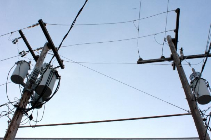 Sask. sets power record on Monday