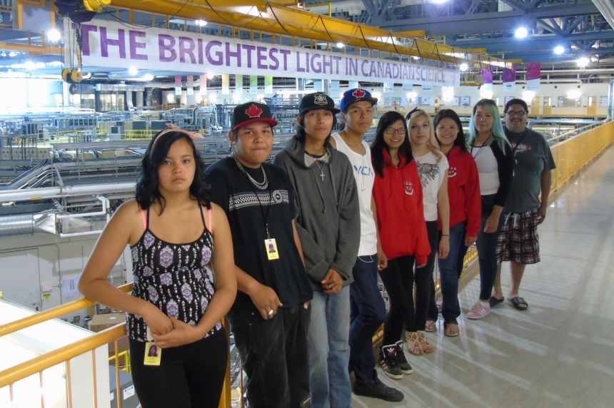 James Smith Cree Nation students use indigenous knowledge, science in Nîpîy Project