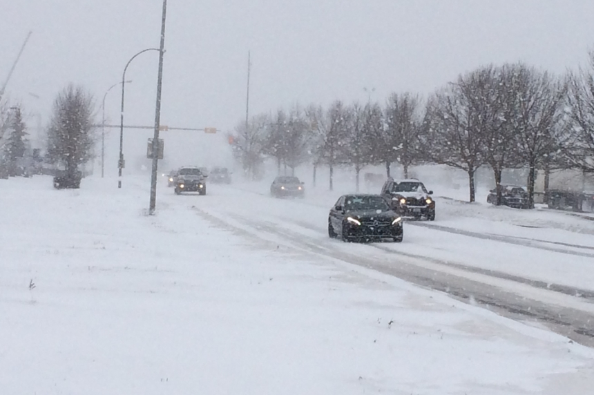 'Back into the deep freeze:' cold, snow blast Regina