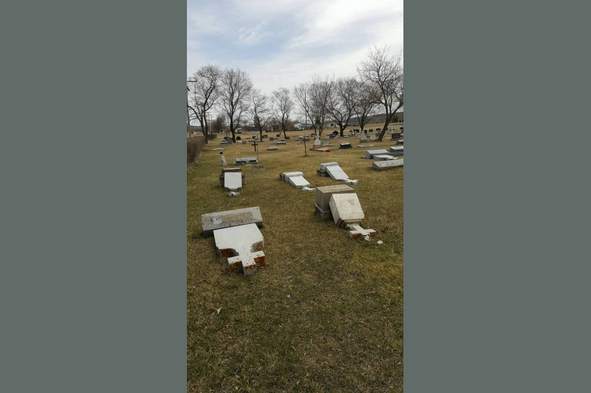 'Let these people rest:' Sask. village cemetery vandalized