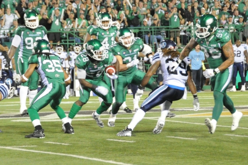 Riders shuffle the deck looking for a spark