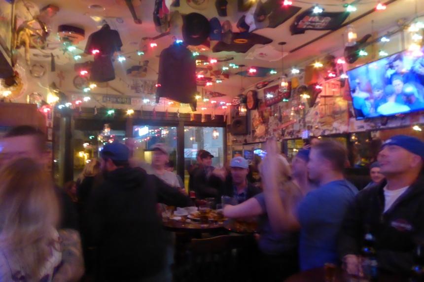 Regina Cubs fans celebrate World Series win