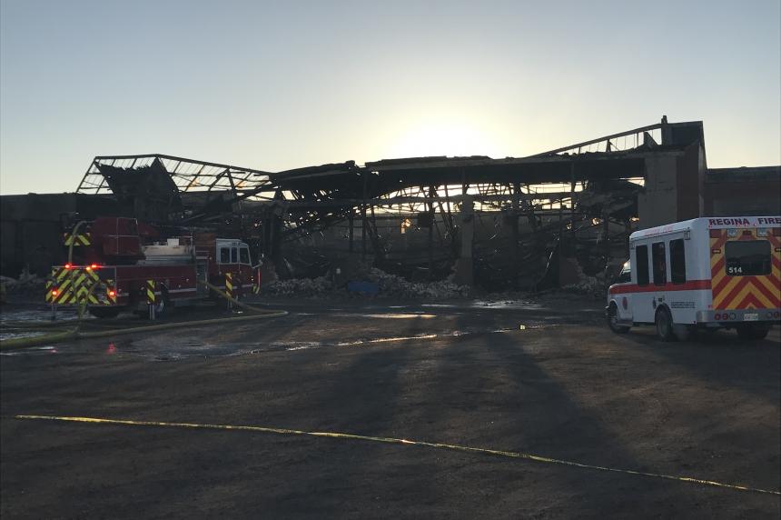 Investigators on scene to determine cause of GM plant fire