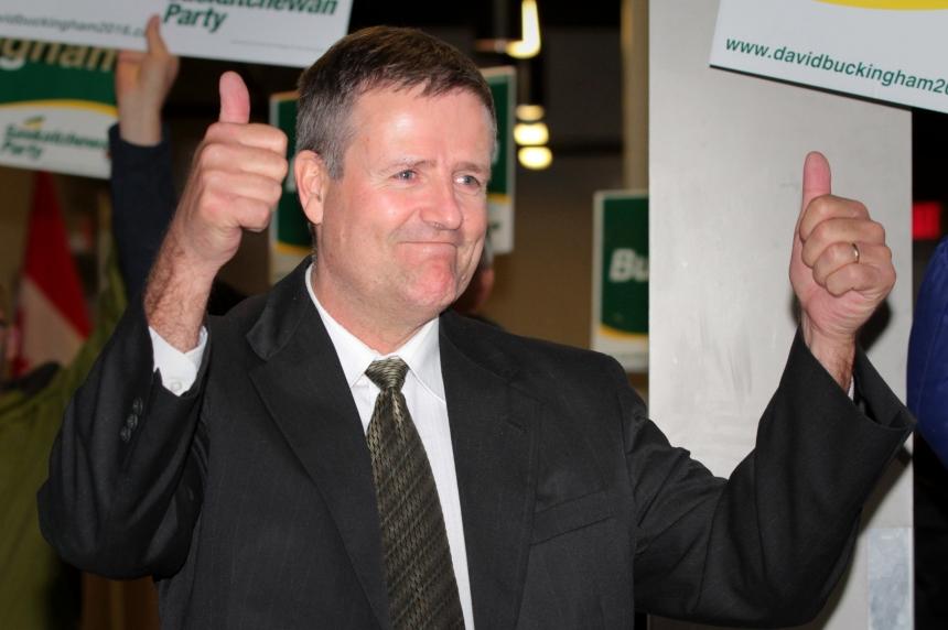 The new face of Saskatoon Westview; a look at David Buckingham