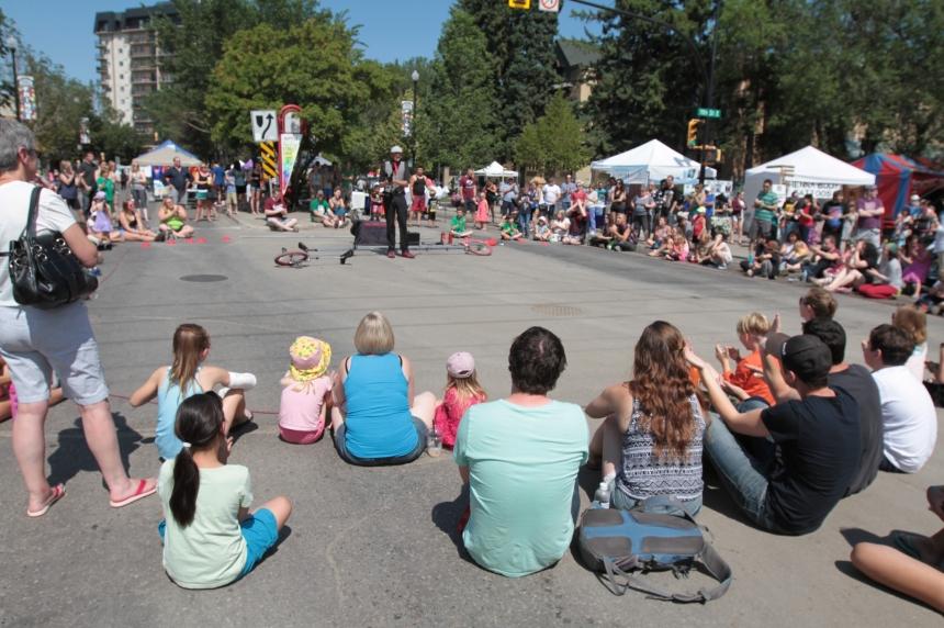PHOTOS: Saskatoon Fringe Festival