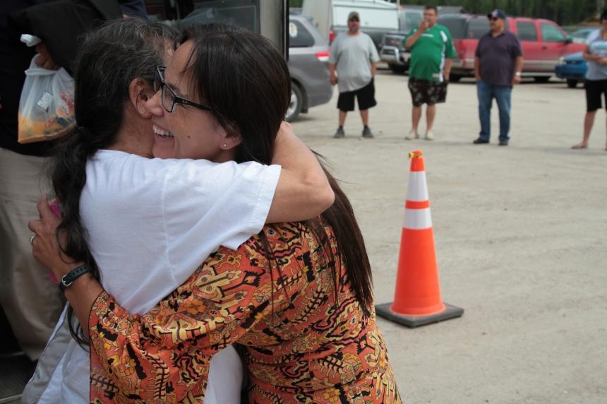 PHOTOS: Lac La Ronge Indian Band celebrates return of evacuees