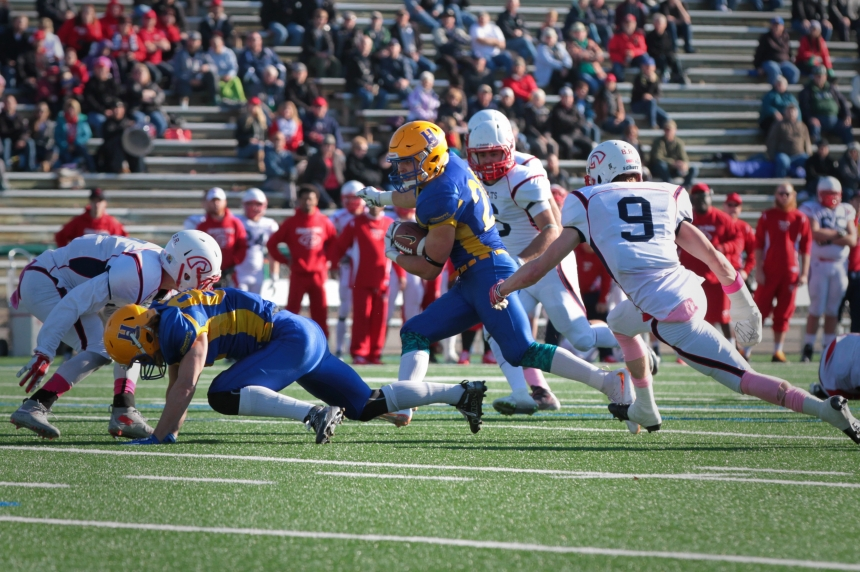 Saskatoon Hilltops take 5th PFC title in 6 years