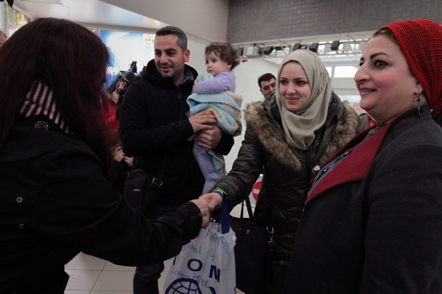 Refugee resettlement program sees 1,094 Syrians arrive in Saskatchewan