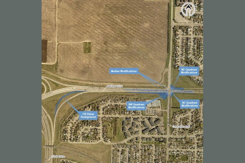 Saskatoon drivers prepare to re-route their commute