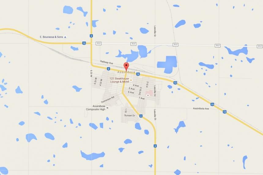 15 cows dead in semi roll over near Assiniboia