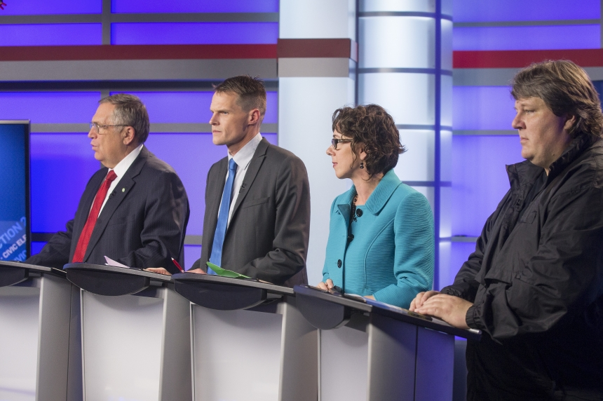 Final Pitch: Saskatoon mayoral candidates face off in last public forum before election