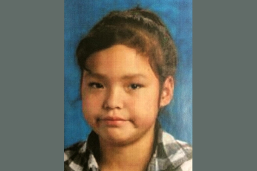 Missing 12-year-old girl in Regina