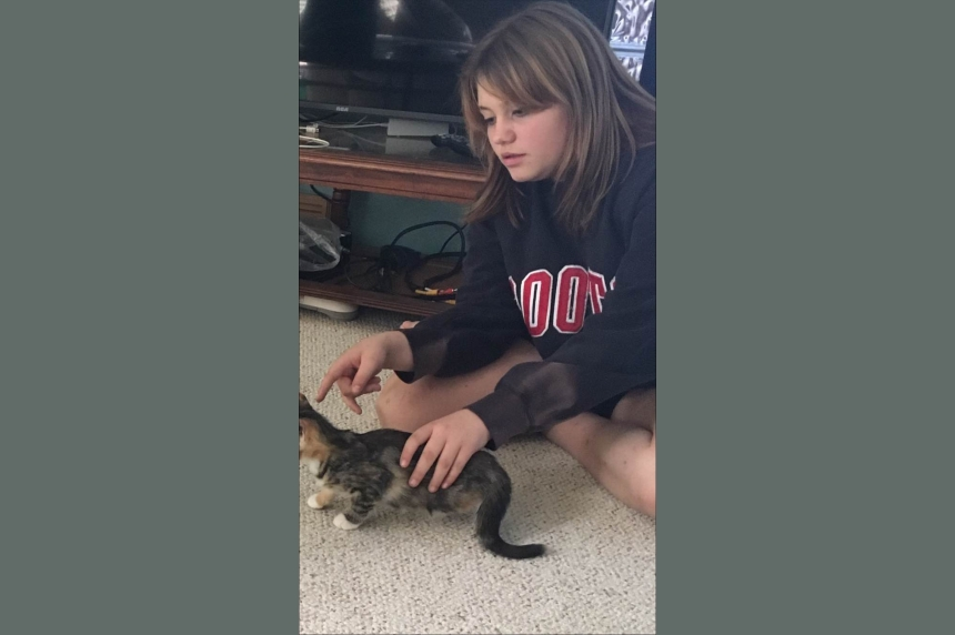 12-year-old Moose Jaw girl missing
