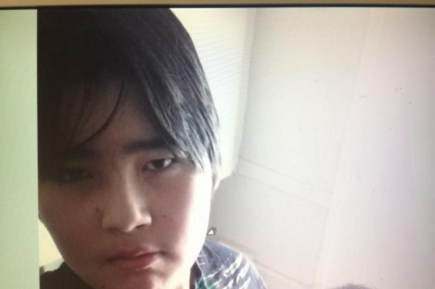 Missing 13-year-old Regina boy found