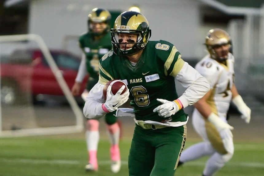 U of R's Mitchell Picton excited to strut his stuff at CFL Combine