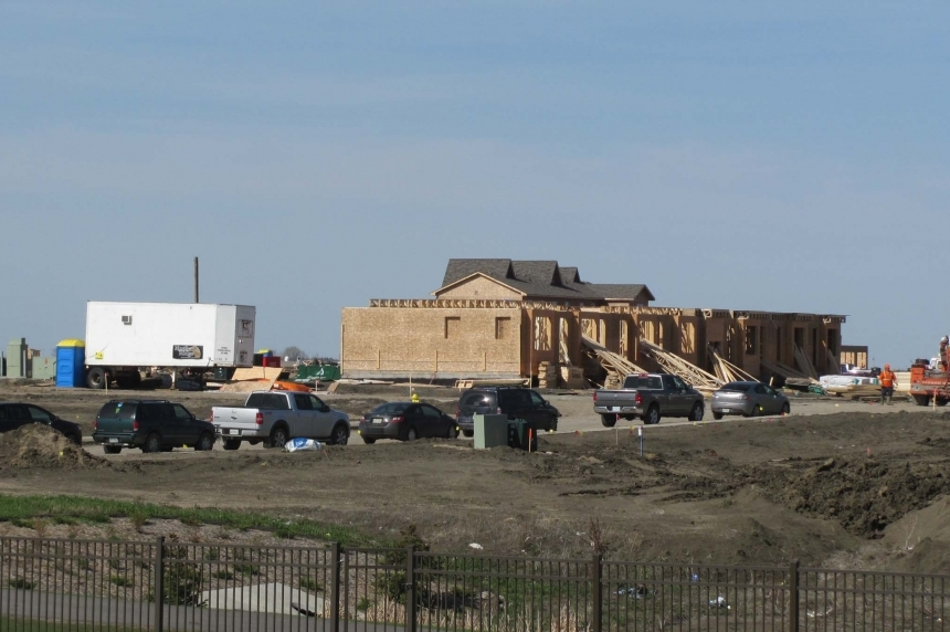 Regina home construction on the rise